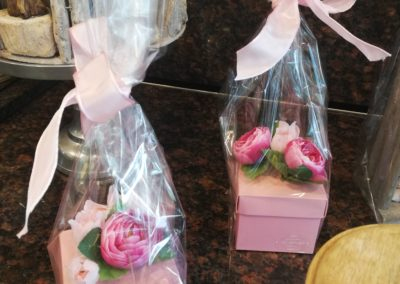 Bonbondoosjes Roze